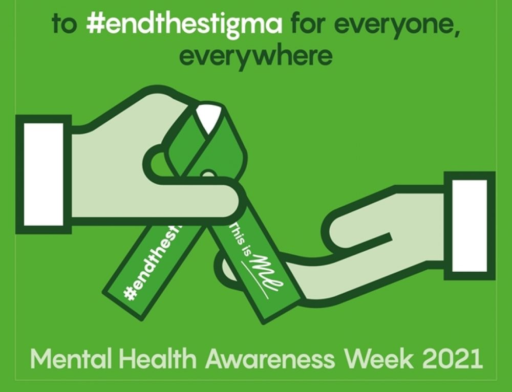 A problem shared, is a problem halved – Green Ribbon Week